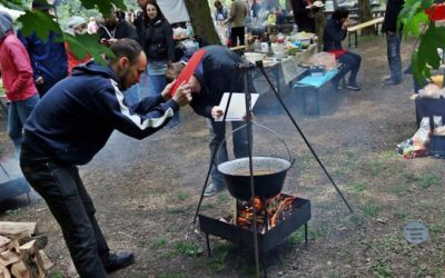 Újra Jókai-bableves főzőverseny