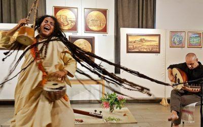 Bengál kulturális utazás – Parvathy Baul koncertje