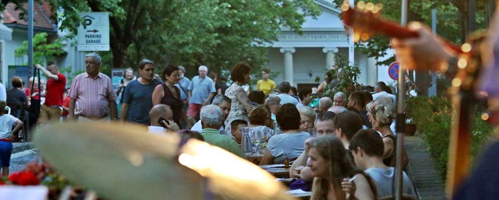 Irodalom zenével és borral – Könyv-Bor-Jazz Fesztivál
