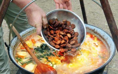 Csakazértis Jókai-bableves főzőverseny